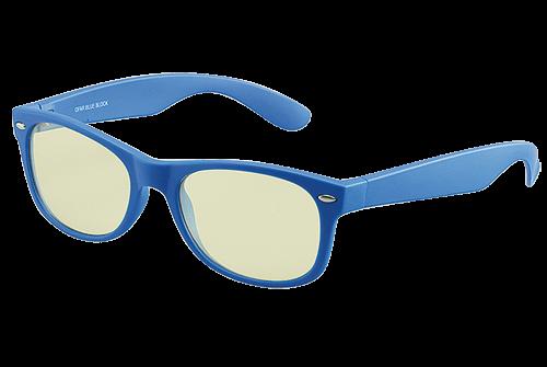 Blueblock blauwe bril zonder sterkte