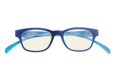 Blueblock bril blauw op sterkte