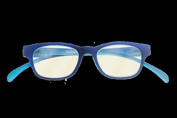 Blueblock computerbril blauw op sterkte
